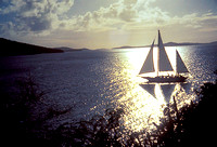 122_Sailboat at Sunset